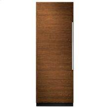"""30"""" Built-In Refrigerator Column (Left-Hand Door Swing)"""