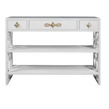 Three Drawer Acnt Console Table