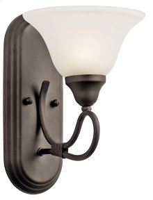 Stafford 1 Light Wall Sconce Olde Bronze®