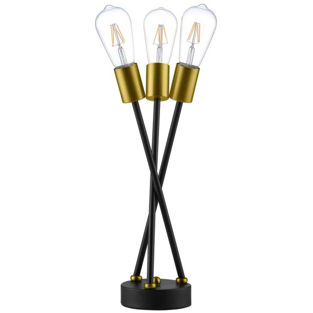 Bedeck Brass Metal Table Lamp