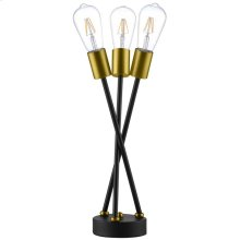 Bedeck Brass Metal Table Lamp