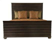 King-Sized Miramont Panel Bed in Miramont Dark Sable (360)