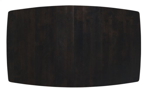 Everyday Dining by Rachael Ray Shaped Leg Table - Peppercorn