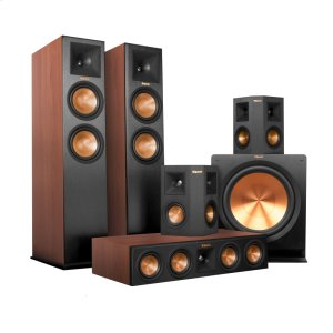 KLIPSCHRP-280 Home Theater System - Cherry