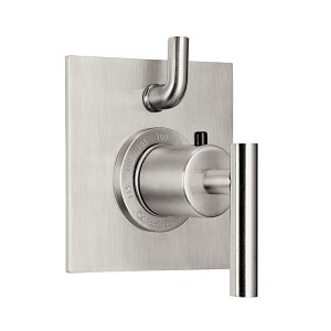 Montara Styletherm Trim Only With Single Volume Control - Ultra Stainless Steel