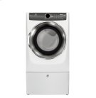 Out of the Box  Front Load Perfect Steam Gas Dryer with Instant Refresh and 8 cycles - 8.0 Cu. Ft. Product Image