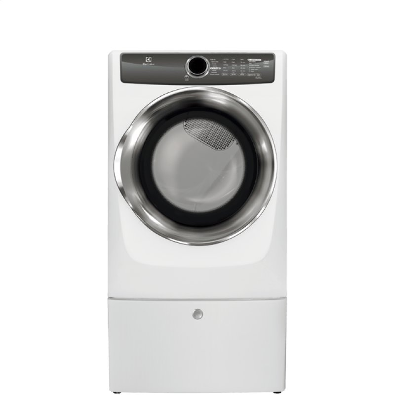 Additional Front Load Perfect Steam Gas Dryer With Instant Refresh And 8 Cycles 0 Cu