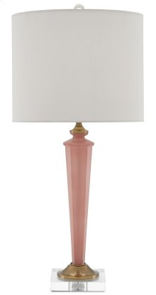 Andalucía Rose Table Lamp