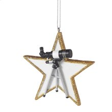 Telescope Ornament