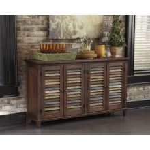 Dining Room Server Mestler - Multi Collection Ashley at Aztec Distribution Center Houston Texas