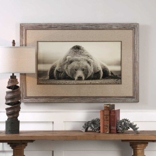 Deep Sleep Framed Print