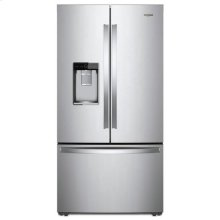 Whirlpool® 36-inch Wide Counter Depth French Door Refrigerator - 24 cu. ft. - Fingerprint Resistant Stainless Steel