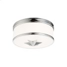 Flush Mount - POLISHED CHROME Product Image