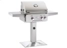 Cooking Surface 432 sq. inches Post Model Grill Product Image