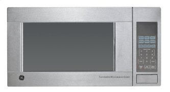 GE 1.1 Cu. Ft. Countertop Microwave Stainless Steel JES1140STC