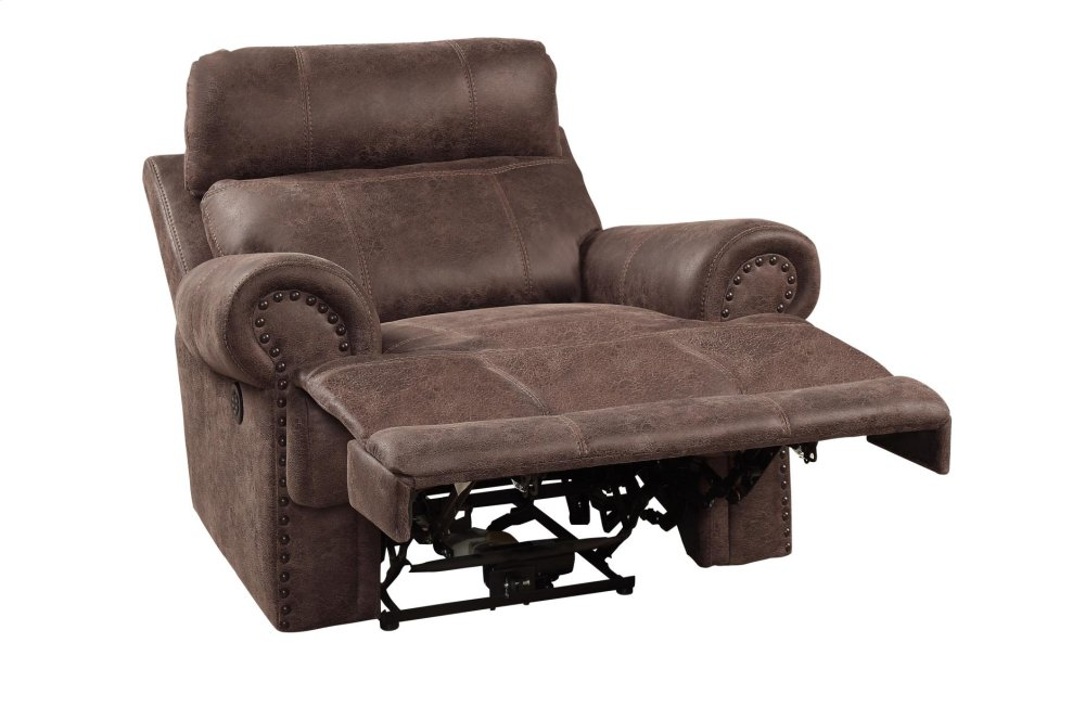 Charmant POWER Reclining Chair With Power Headrest