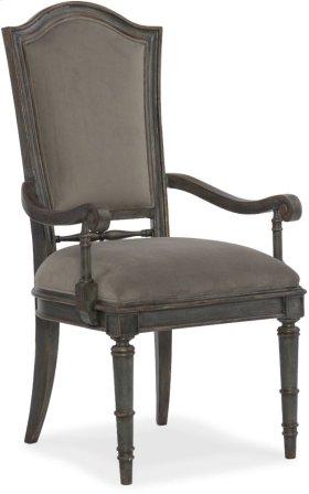Arabella Upholstered Back Arm Chair