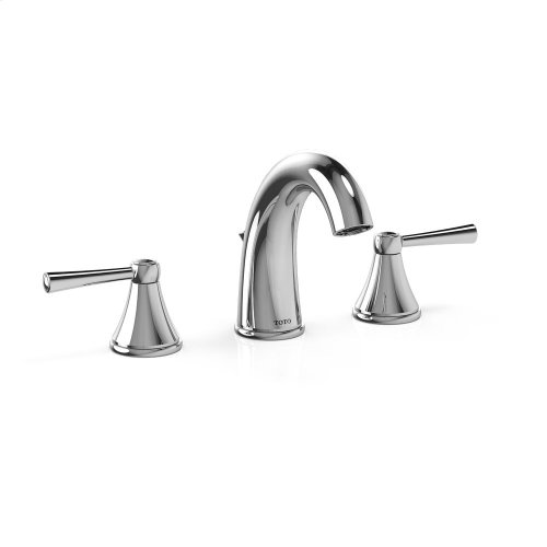 Silas™ Widespread Lavatory Faucet - Polished Chrome Finish