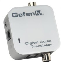 Digital Audio Translator