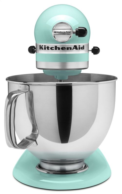 Artisan® Series 5 Quart Tilt-Head Stand Mixer - Ice