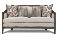 Taupe Settee