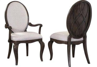 Cashmera Dining Arm Chair