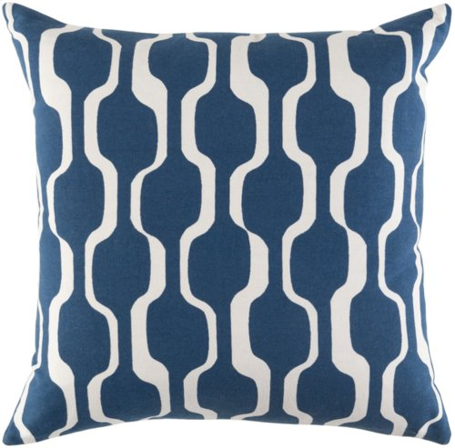 "Trudy TRUD-7189 18"" x 18"" Pillow Shell with Polyester Insert"