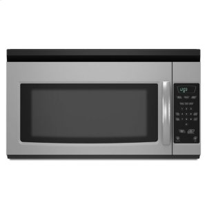 AmanaAmana(R) 1.5 cu. ft. Amana(R) Over the Range Microwave with Auto Defrost - Stainless Steel