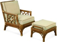 St. Augustine Ottoman Product Image
