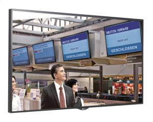 """55"""" class (54.63"""" diagonal) Full HD Display with webOS"""