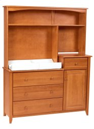 Rossport Hutch For Combo Unit Product Image