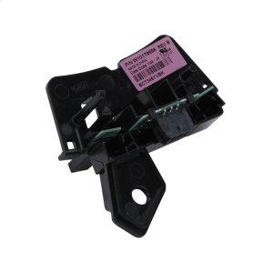 "Whirlpool27"" Warming Drawer Heat Deflector -Black Stainless"