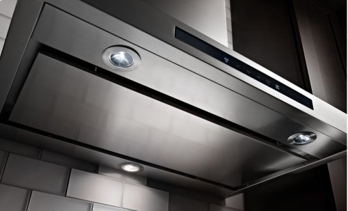 """36"""" Wall-Mount, 3-Speed Canopy Hood - Stainless Steel"""