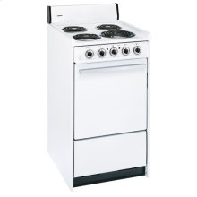 """Hotpoint® 20"""" Compact Electric Range"""
