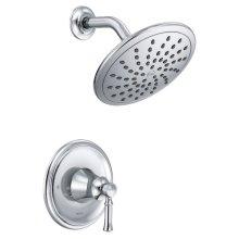 Dartmoor chrome posi-temp® shower only