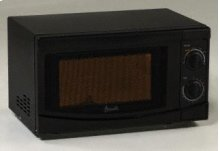 0.7 CF Mechanical Microwave - Black
