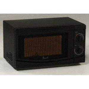 AVANTI0.7 CF Mechanical Microwave - Black