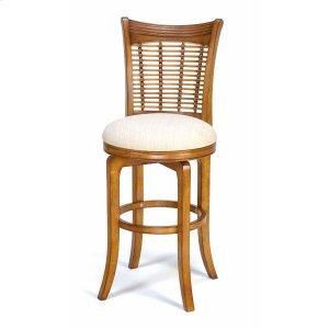 Hillsdale FurnitureBayberry Swivel Barstool - Oak