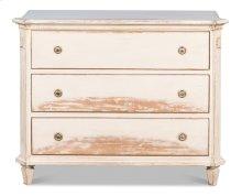 Pale White Cabinet