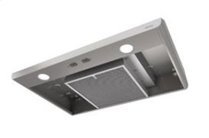 "Sahale 30"" 250 CFM 1.5 Sones Stainless Steel Range Hood"