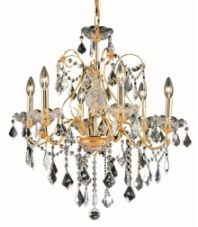 2015 St. Francis Collection Hanging Fixture Gold Finish