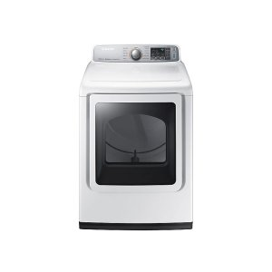 Samsung Appliances7.4 cu. ft. Electric Dryer in White