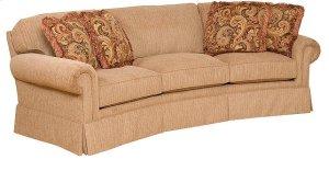 Bentley Fabric Conversation Sofa