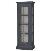 Ashton 1 Door Display Cabinet