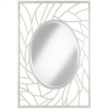 Oval Embrace - Silver