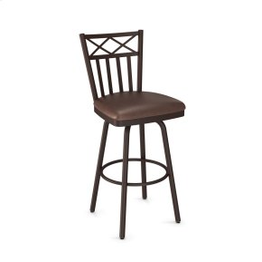Wellington Swivel Stool