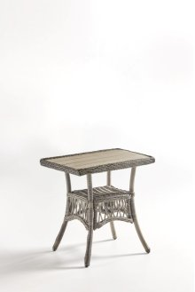 West Bay End Table - Poly Top