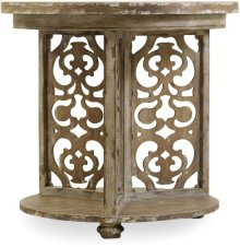 Chatelet Round Accent Table