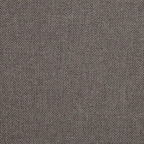 """Blend Coal Seat Cushion - 18.5""""D x 55.5""""W x 2.5""""H"""