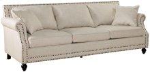 Camden Beige Linen Sofa